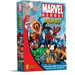 Marvel Heroes Breakout
