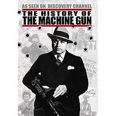 The History of the Machine Gun