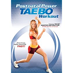Billy Blanks: Postnatal Power - Tae Bo Workout