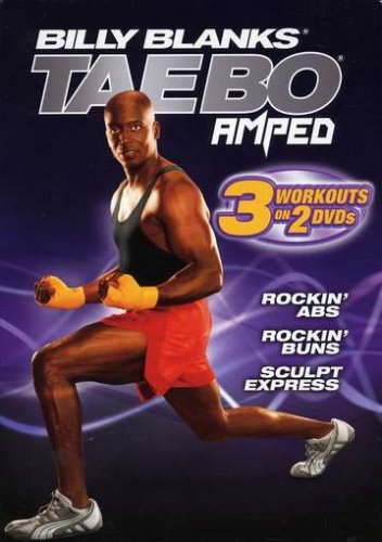 Tae Bo: Amped Rock N Sculpt (2pc)