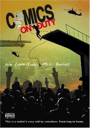 Comics On Duty - We Love You, Mrs. Bevins