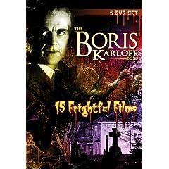 The Boris Karloff Box: 15 Frightful Films