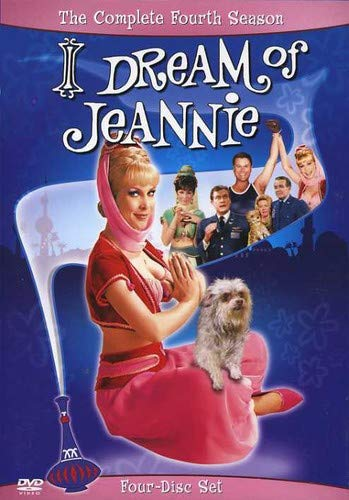 I Dream of Jeannie - The Complete Fourth Season