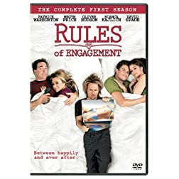 Rules of Engagement - The Complete First Season