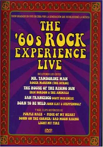 60's Rock Experience Live