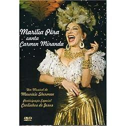 Marilia Pera Canta Carmen Miranda