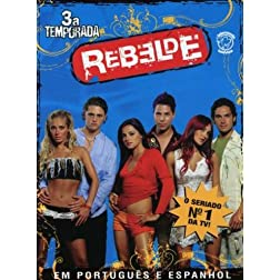 Box-Set Rebelde-Terceira Temporada