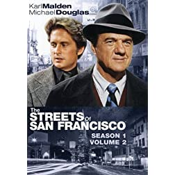 The Streets of San Francisco - Season 1, Vol. 2