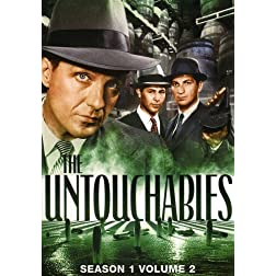 The Untouchables - Season 1, Vol. 2