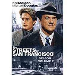 Streets of San Francisco - Season 1 (Vol. 1-2)