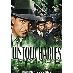 The Untouchables - Season 1, Vol. 1-2