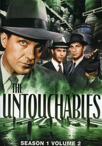 The Untouchables - Season 1, Vol. 1-2