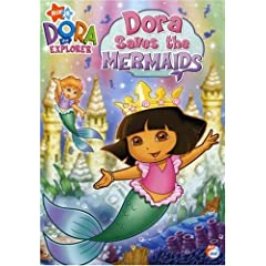 Dora the Explorer - Save the Mermaids