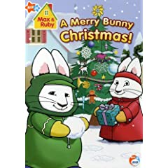Max & Ruby - A Merry Bunny Christmas