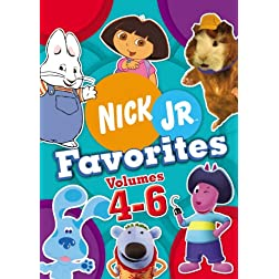Nick Jr. Favorites 4-6