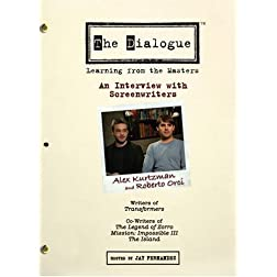 The Dialogue: An Interview with Screenwriters Alex Kurtzman & Roberto Orci