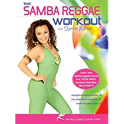 The Samba Reggae Workout