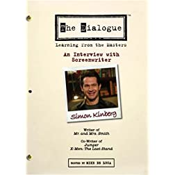 The Dialogue: An Interview with Screenwriter Simon Kinberg