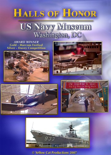 Halls of Honor- The US Navy Museum