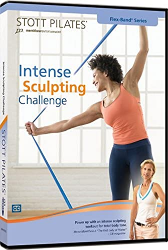STOTT PILATES: Intense Sculpting Challenge