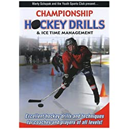 Championship Hockey Drills