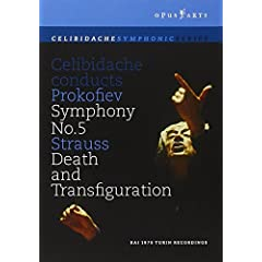 Celibidache Conducts Prokofiev: Symphony 5
