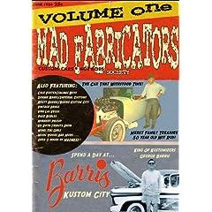 Mad Fabricators Society, Vol. 1