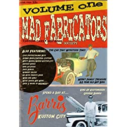 Mad Fabricators Society, Vol. 1