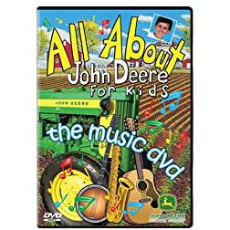 All About John Deere For Kids Music