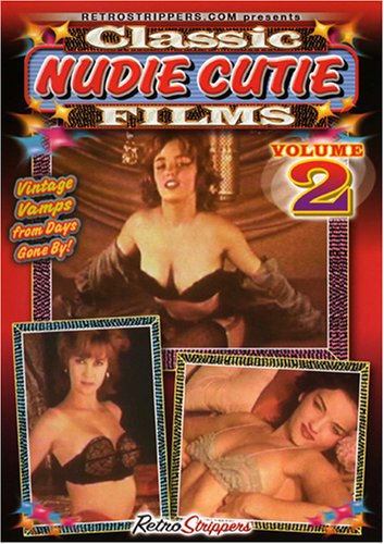 Classic Nudie Cutie Films Vol 2