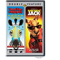 Racing Stripes/Kangaroo Jack