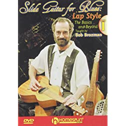 Slide Guitar for Blues:Lap Style DVD#1
