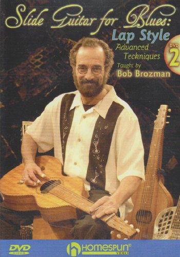 Slide Guitar for Blues:Lap Style DVD#2
