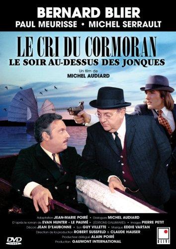 Cri Du Cormoran Le Soir Au Dessus Des Jonques
