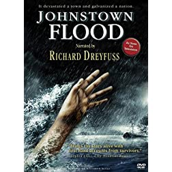 Johnstown Flood DVD