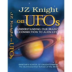 JZ Knight on UFOs - Understanding Our Brain s Connection to Alien Life