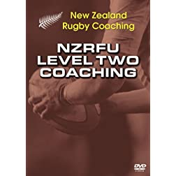New Zealand Rugby Union Level Two Coaching