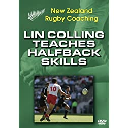 New Zealand Rugby's Lin Colling Teaches Halfback Skills