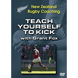 Teach Yourself to Kick with Grant Fox
