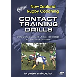 New Zealand Rugby Contact Training Drills