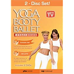 Yoga Booty Ballet 2 Discs: A.M. Latte/Goddess Abs
