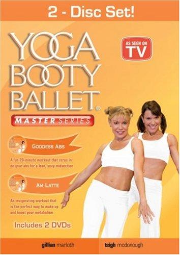 Yoga Booty Ballet 2 Discs: A.M. Latte/Goddess Abs