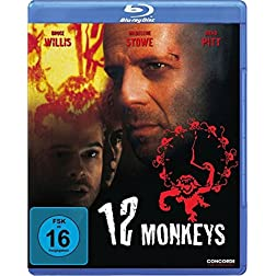 12 Monkeys [Import] [Blu-ray]