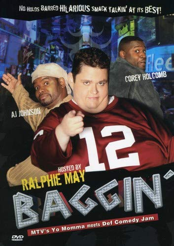 Baggin with Ralphie May