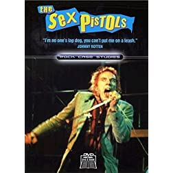 The Sex Pistols: In Their Own Words (Rock Case Studies) (w/ Book)