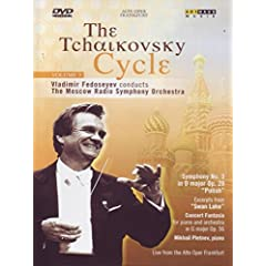 Tchaikovsky: The Tchaikovsky Cycle Vol. 3