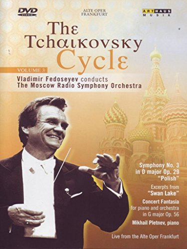 Tchaikovsky: The Tchaikovsky Cycle Vol. 3