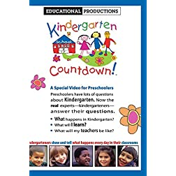Kindergarten Countdown!