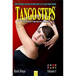 TANGO STEPS (Tango Lessons)