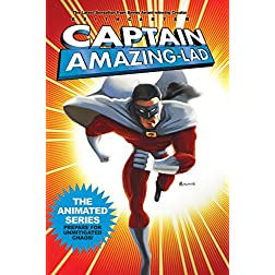Captain Amazing Lad